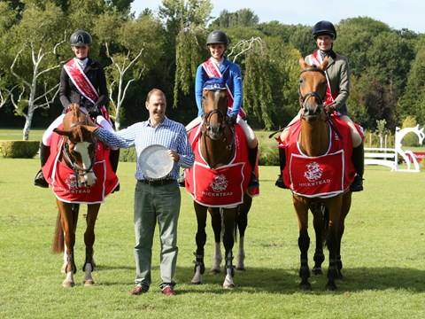 Hurstpierpoint College National Schools and Pony Club Championships