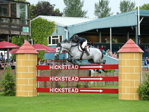 The All England Jumping Championships 2017
