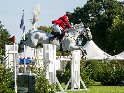 Longines FEI Jumping Nations Cup™ of Great Britain at the BHS Royal International Horse Show