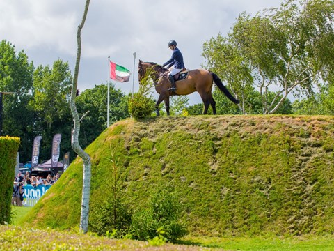 The British Jumping Derby Meeting